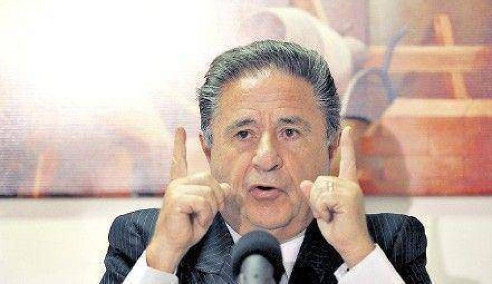 """Duhalde: """"Seré candidato a presidente"""""""