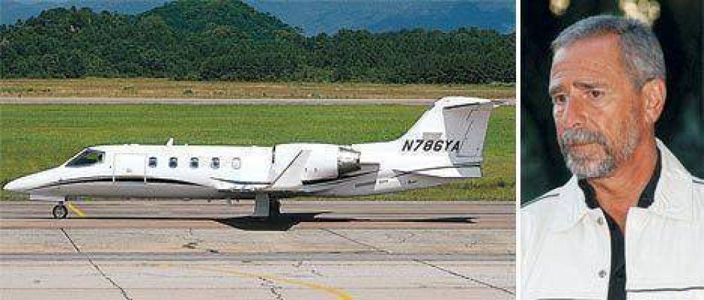 Ricardo Jaime habría justificado sus vuelos privados con facturas falsas