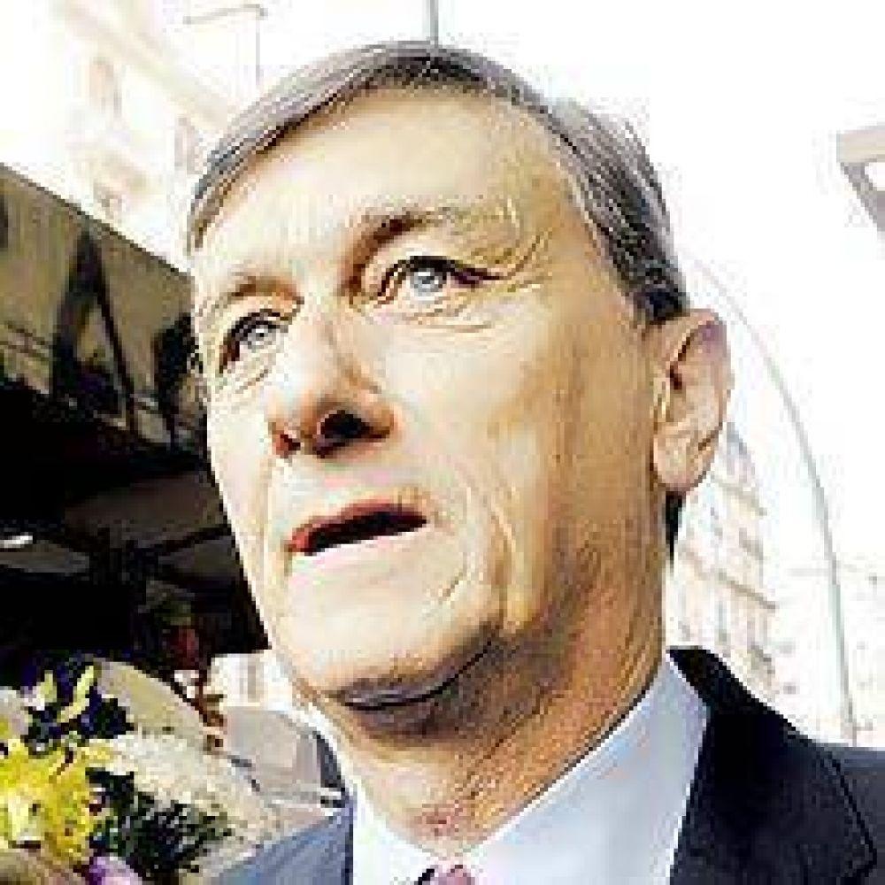 Binner, el socio político que quieren Cobos y Kirchner