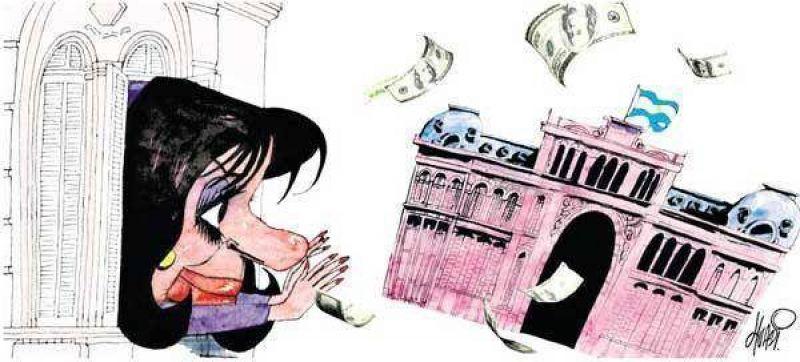 Por el Bicentenario, el Gobierno gastar� m�s de $ 160 millones.