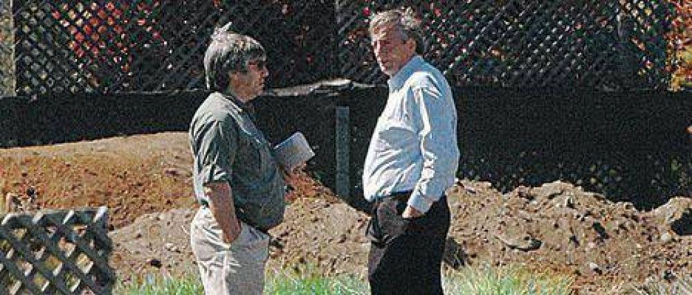 El socio de Kirchner sigue comprando tierras a precios baratos en El Calafate