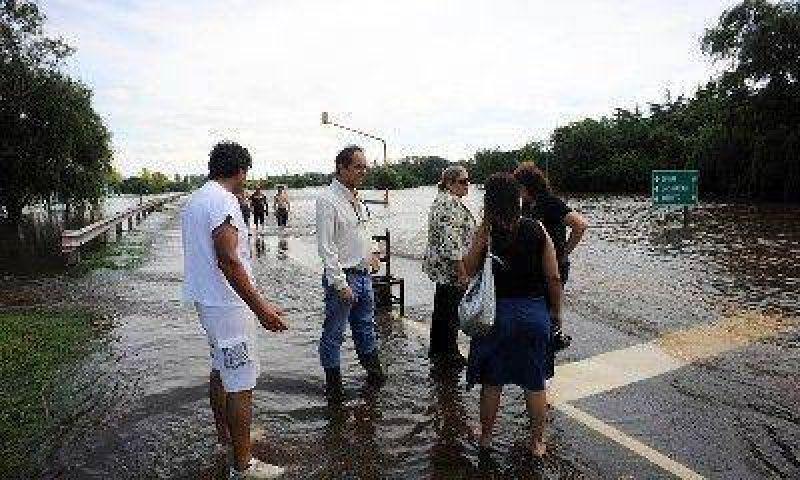 Tres mil damnificados por las inundaciones