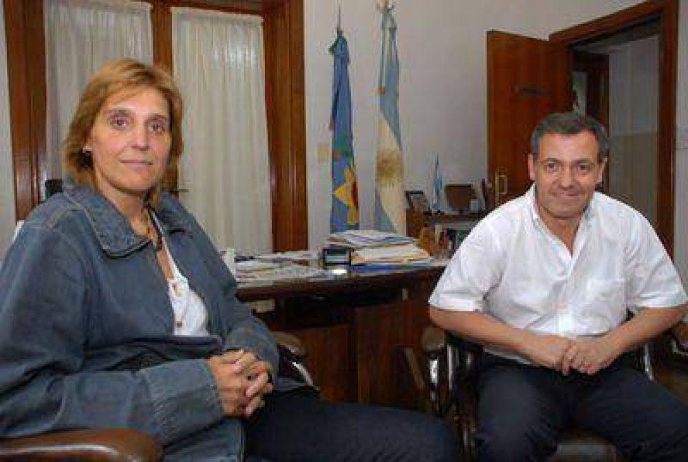 Artime y Baragiola coinciden en que habrá temas de debate trascendentes en el nuevo Concejo