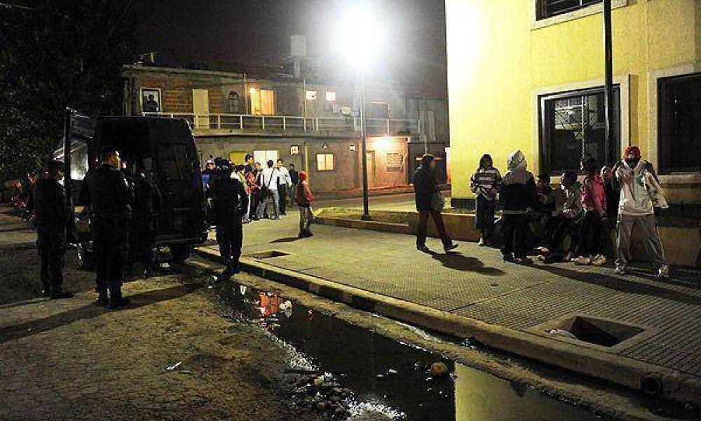 Tensión en un desalojo: los ocupantes dicen que resistirán