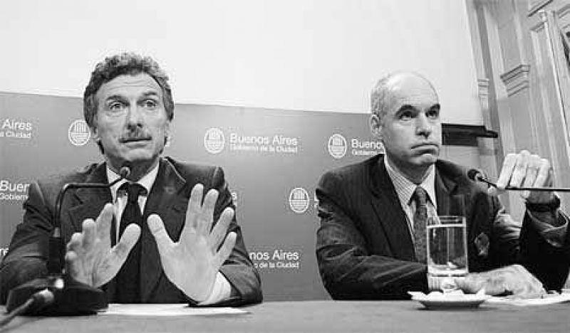 Macri reparte cargos entre los aliados