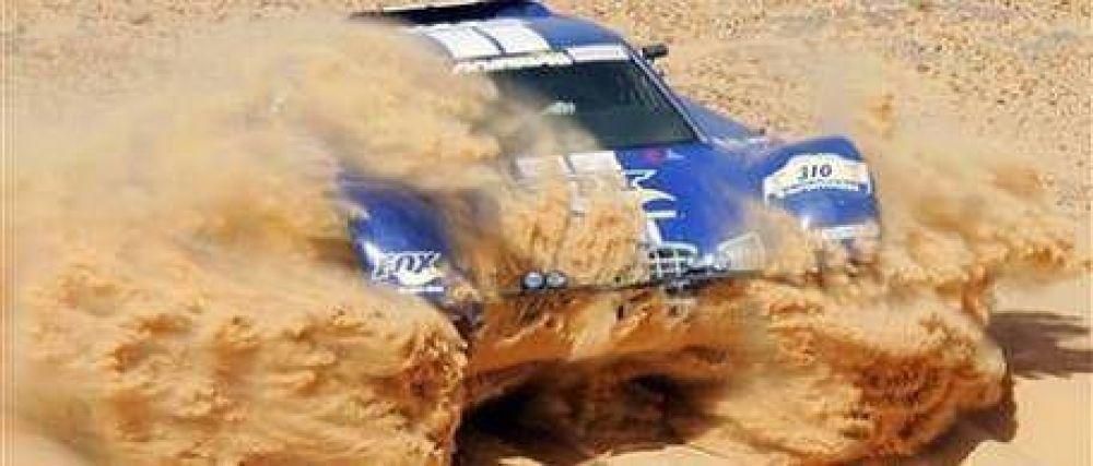 """Ambientalistas le dicen """"no"""" al Dakar 2010"""