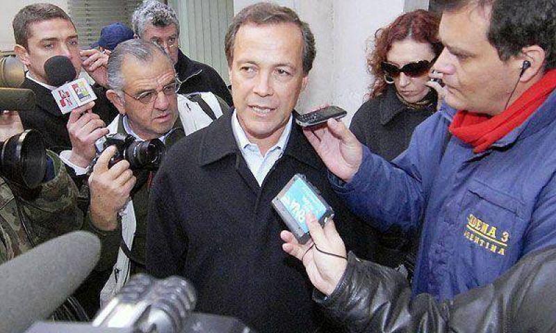 """Giustiniani sobre las candidaturas presidenciales: """"No hay que poner el carro delante del caballo"""""""