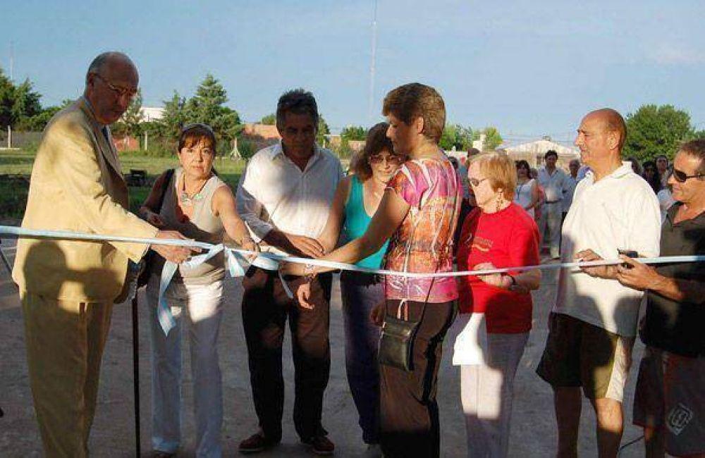 Saladillo inauguró en sus 170 años