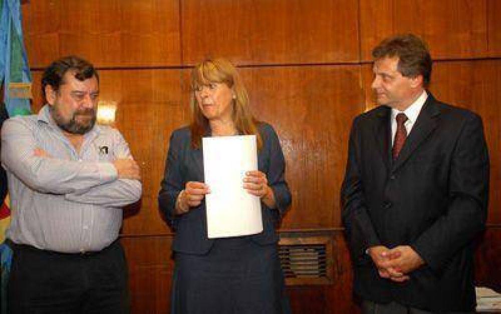 Asumió Urdampilleta como subsecretaria de Políticas Sociales para la Integración