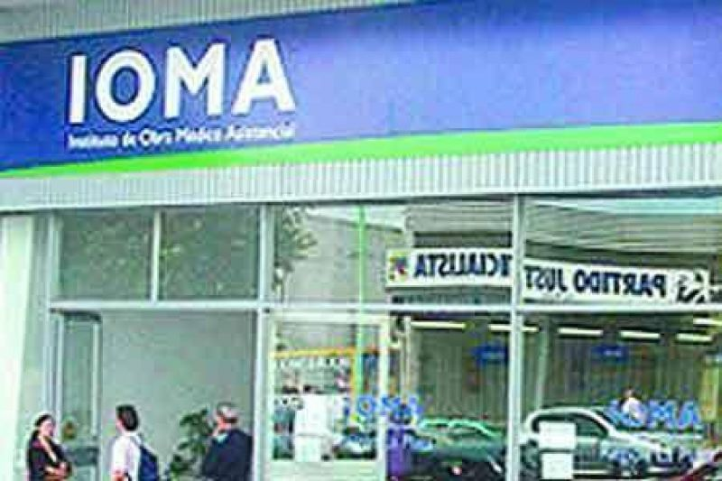 Las farmacias se sumar�an al corte de los m�dicos