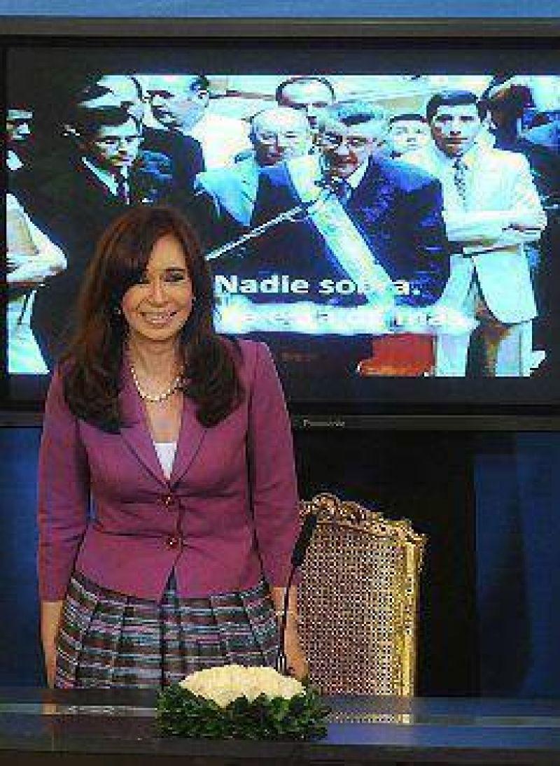 """Seg�n la Presidente, """"se han erradicado todas las villas en San Juan"""""""