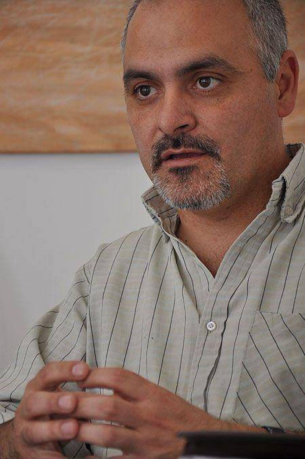 """Diego Lurbe y la gestión 2010: """"El legado que recibo es el desafío más grande en lo personal"""""""