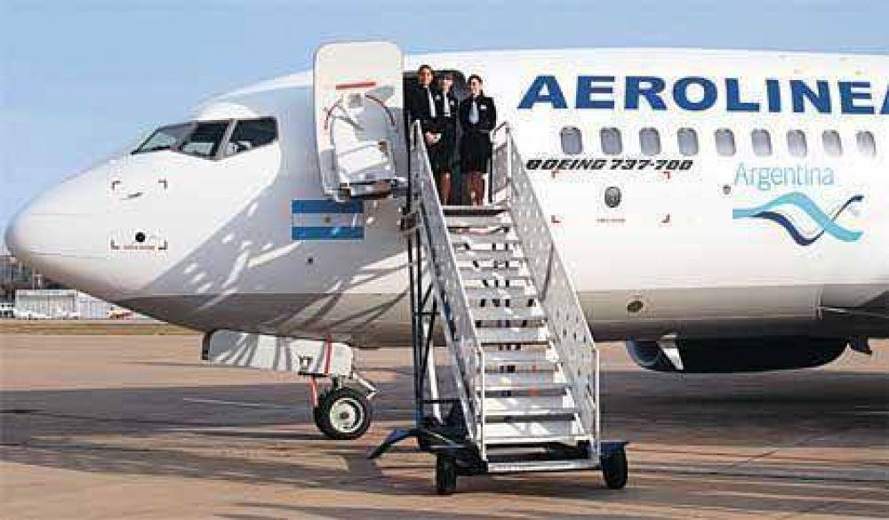 La interna en Aerolíneas se cargó más directivos