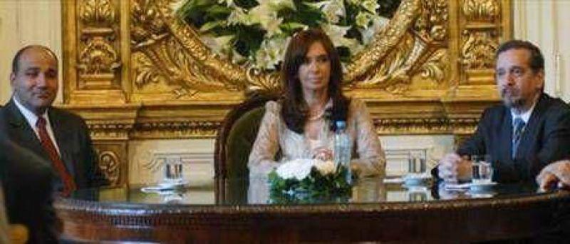"Cristina Kirchner acus� a los medios de ""aterrorizar a la gente"" con la gripe A"