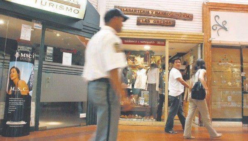 Golpe comando en un shopping de Pilar