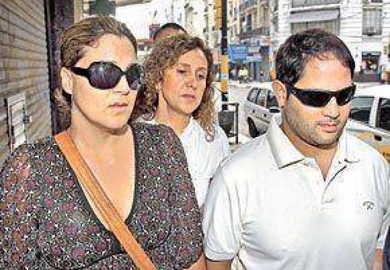 Sorpresiva inspección judicial en las casas de los hermanos Noble Herrera