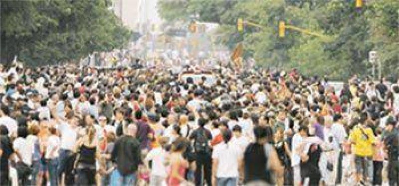 El Rally de la gente