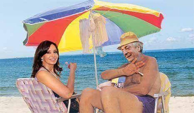 CFK no quiere sorpresas y ordenó que su Gabinete esté cerca durante el verano