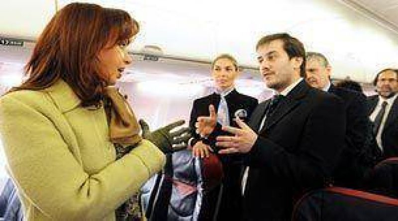 Seis viajes al exterior en la agenda presidencial de 2010
