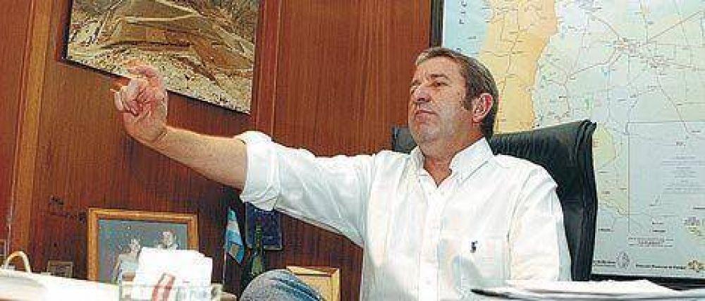 El vicepresidente salió a rechazar un acuerdo con el peronismo disidente