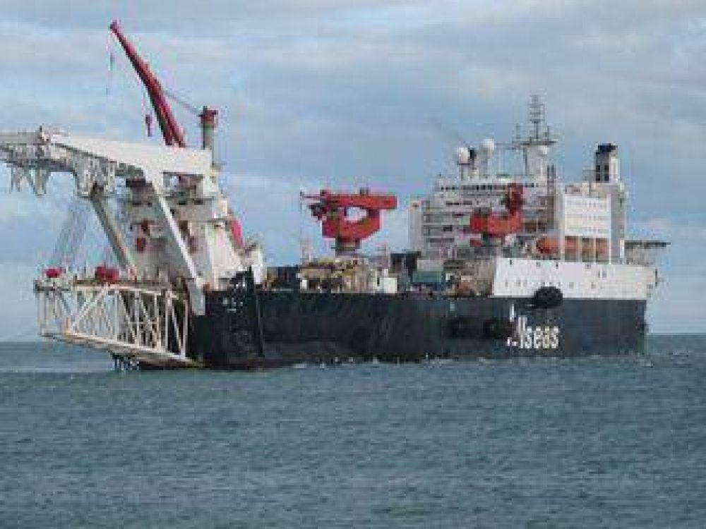 La obra del gasoducto transmagallánico marcará un hito en el 2010