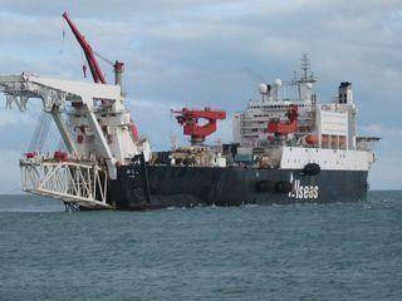 La obra del gasoducto transmagall�nico marcar� un hito en el 2010