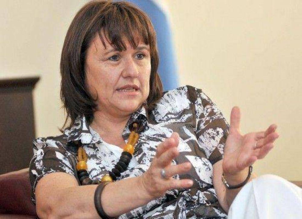 ENTREVISTA - Ana Pechen, vicegobernadora del