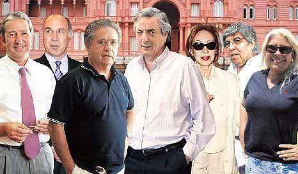 Guía práctica para entender cómo va a gobernar el matrimonio Kirchner en 2010