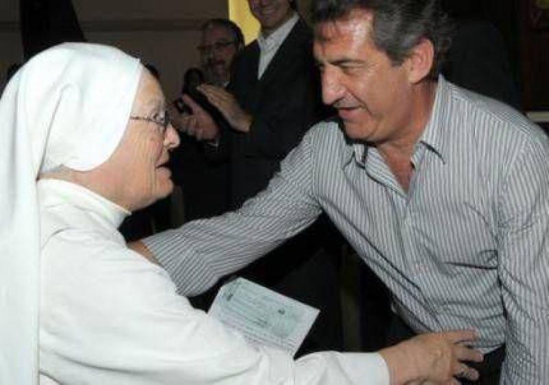 """""""Entre R�os ser� otra cuando termine la gesti�n"""", dijo Urribarri"""