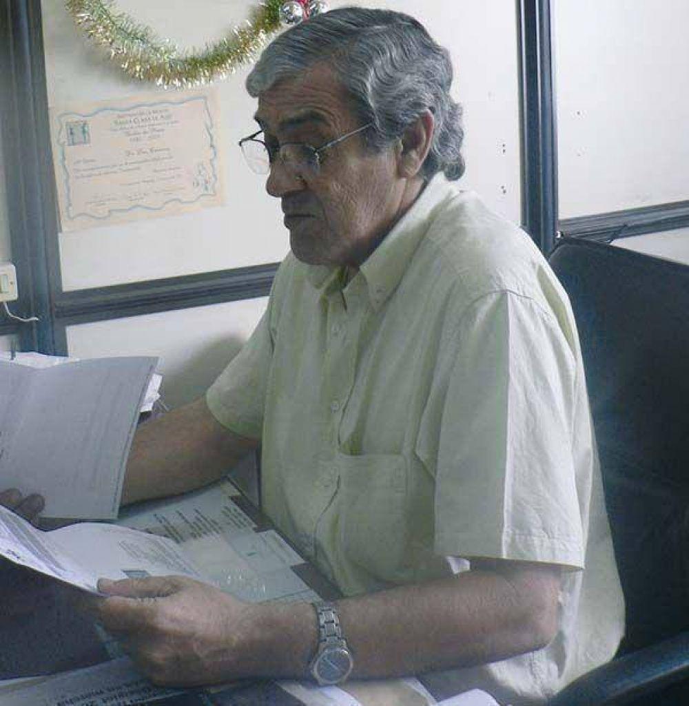 Los municipales denunciaron a Luis Osvaldo Carrozzo