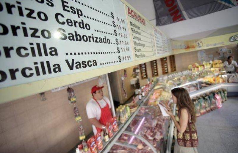 Alimentos: las subas alcanzan el 40%