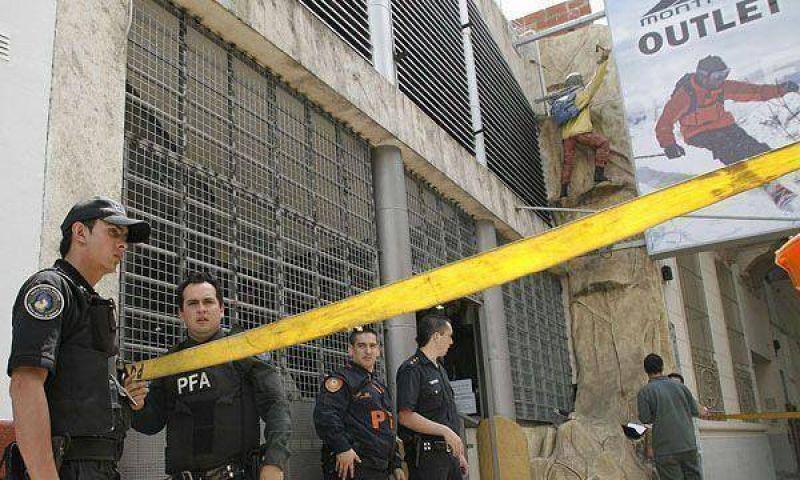 En Capital, se denunciaron 377 robos y hurtos por d�a en 2009