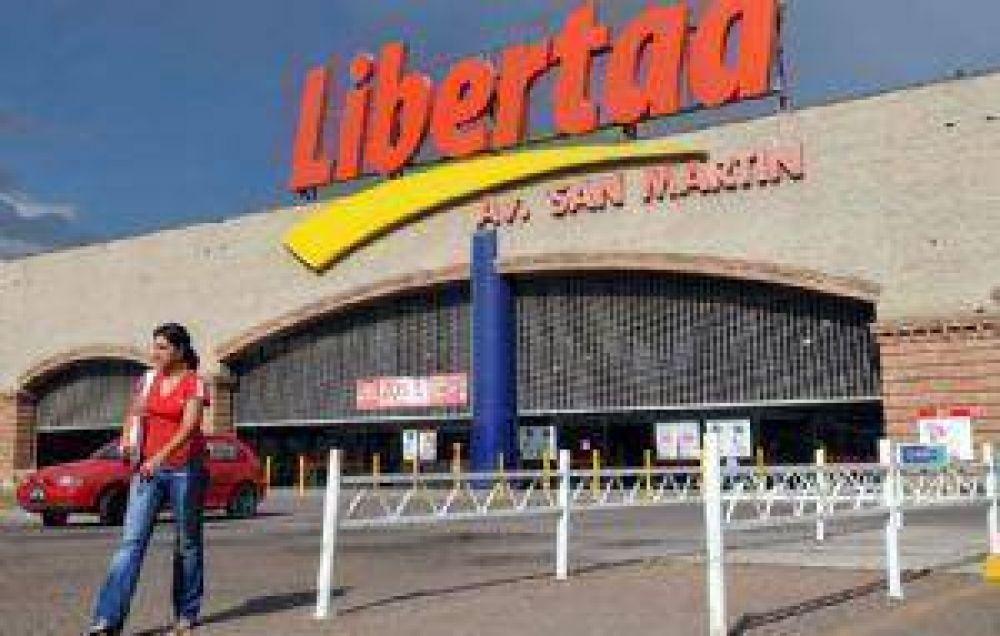 Libertad cierra uno de sus locales en Godoy Cruz y se instalaría Carrefour
