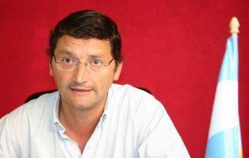 Guillermo Schutrumpf impulsa la peatonalizacion de la calle Alem y califica de incapaz al Secretario de Gobierno