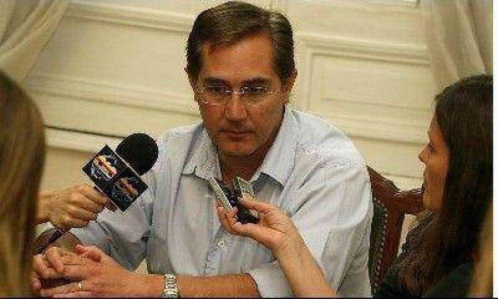 "Jorge Tanús: ""La negativa del Frente Cívico afectará la paz social"""