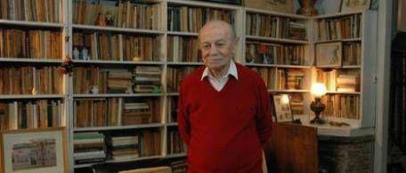 Proponen a Ernesto Sábato para el Nobel de Literatura