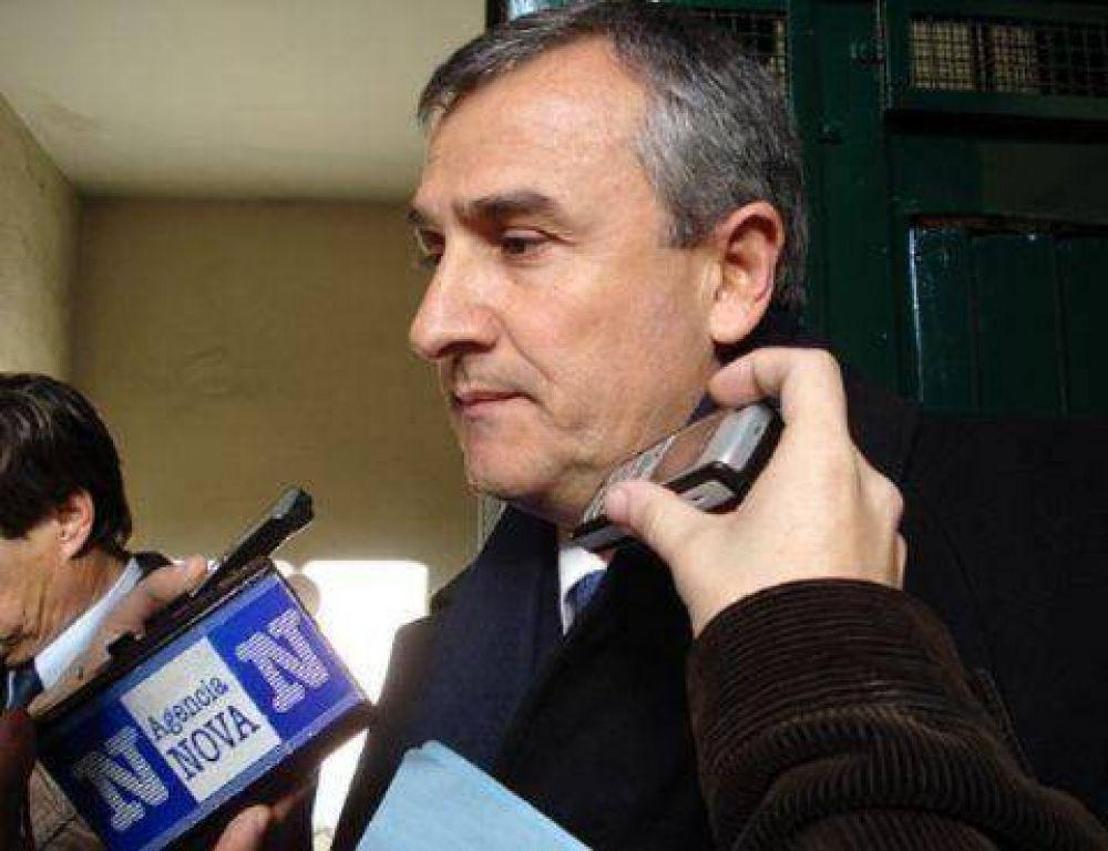 """Para Morales, la fórmula Cobos-Lorenzetti """"es un invento"""""""