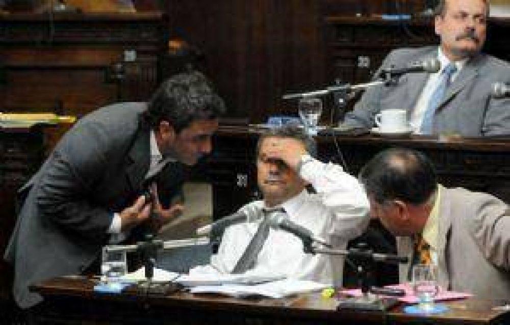 Diputados aprobó el Presupuesto