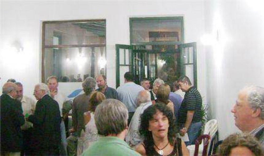 Volvió Daniel Rodríguez e inauguró local de su Proyecto Justicialista