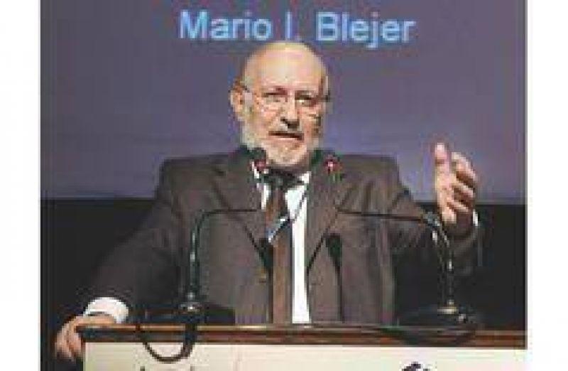 Blejer esquiva la oferta del Gobierno para hacerse cargo del Banco Central
