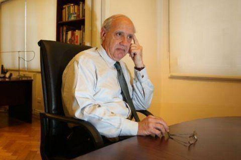 �Lavagna desembarca en la Provincia como ministro de Econom�a de Scioli?