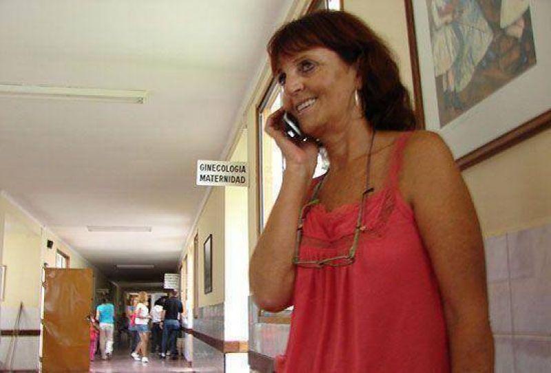 Nora Gelso present� la renuncia a la Subsecretar�a General de Administraci�n: pasa a Coceba