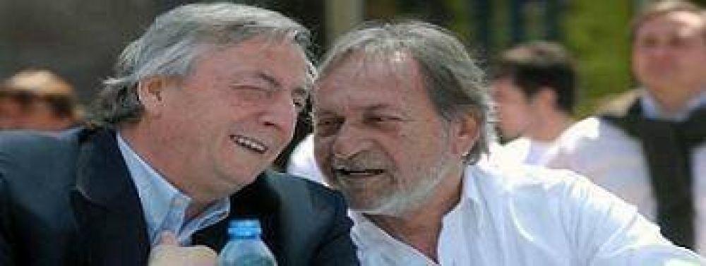 Balestrini acusó golpe y pagó a los kirchneristas bonaerenses