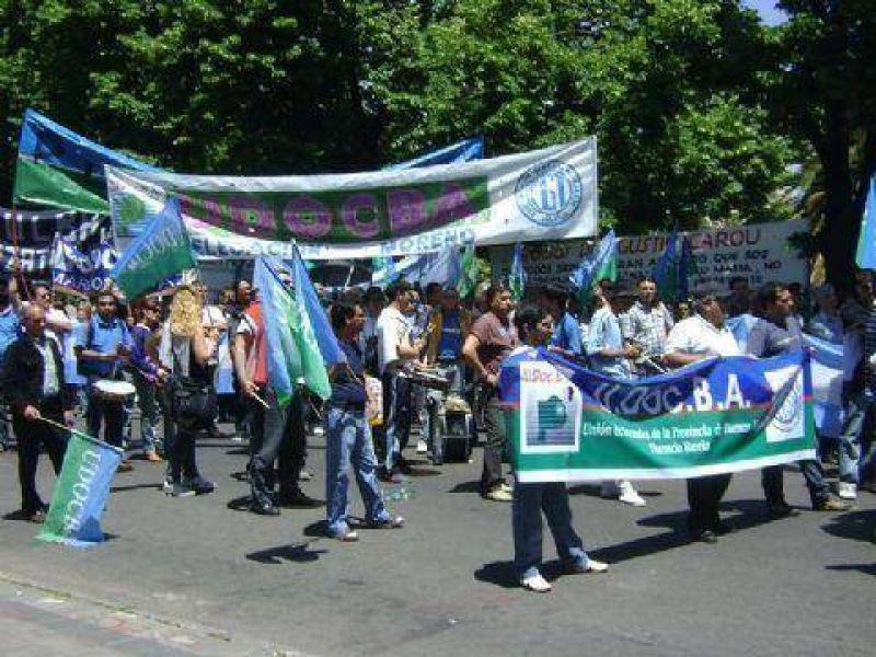 UDocBA repudia el veto de Scioli al premio para jubilados docentes