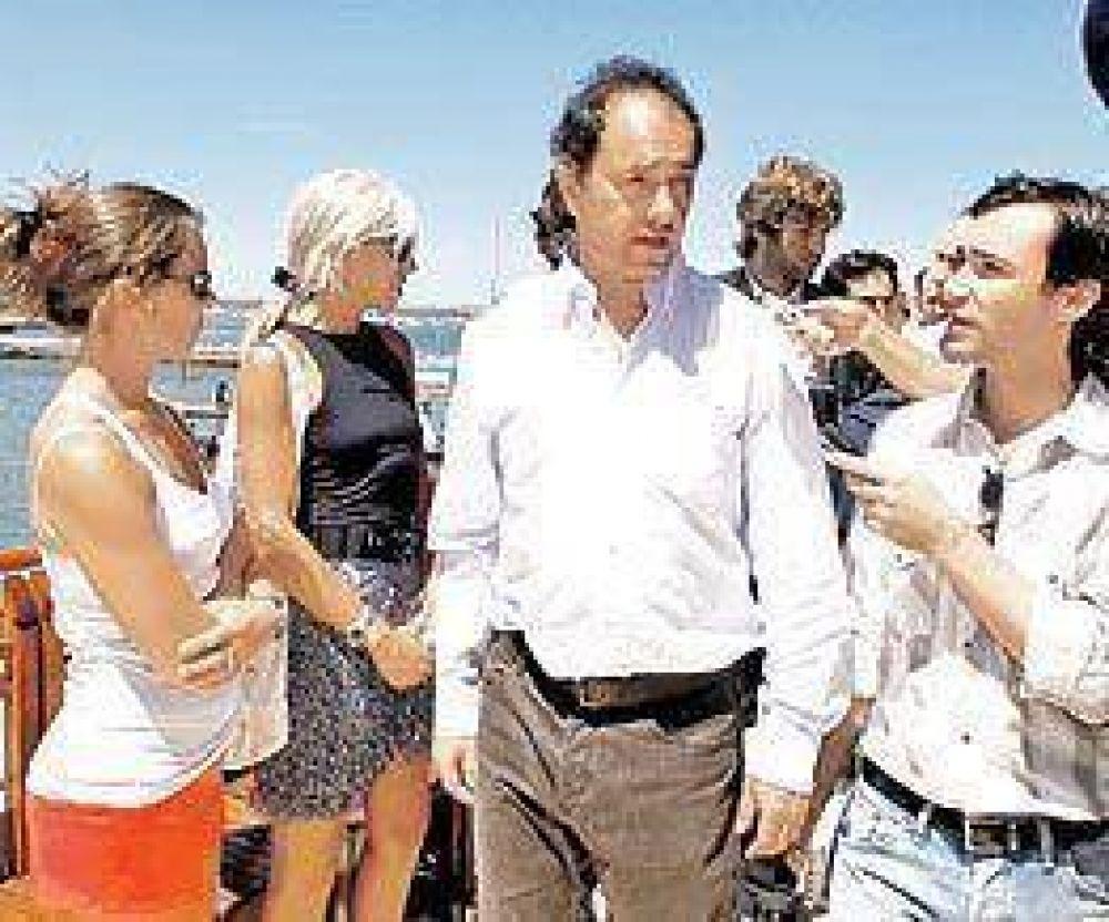 Reservas: Scioli pidió el apoyo de los gobernadores