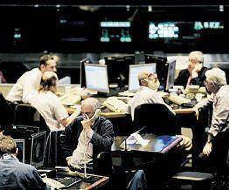 La crisis política llegó al mercado: fuerte baja de bonos y acciones