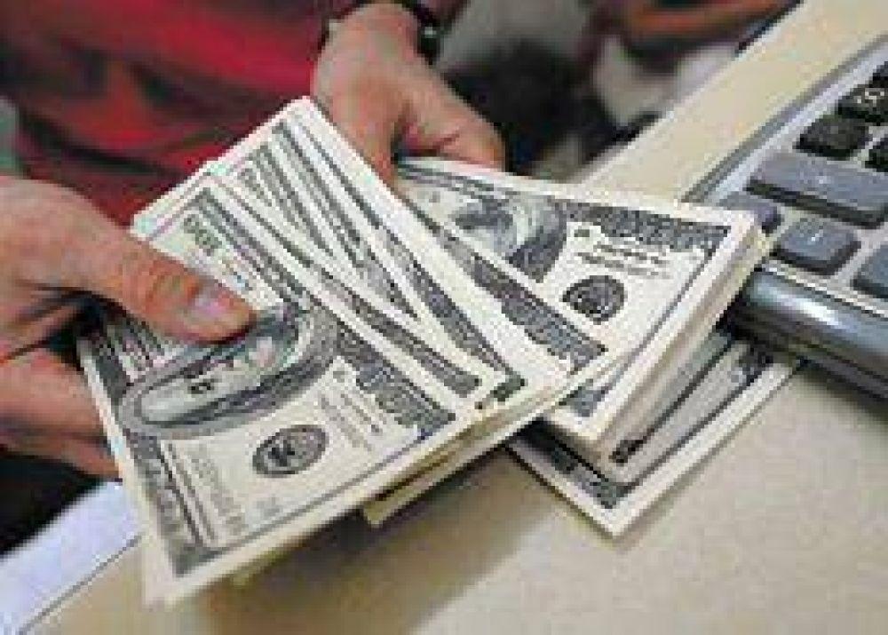 En el espejo financiero, la crisis no espanta