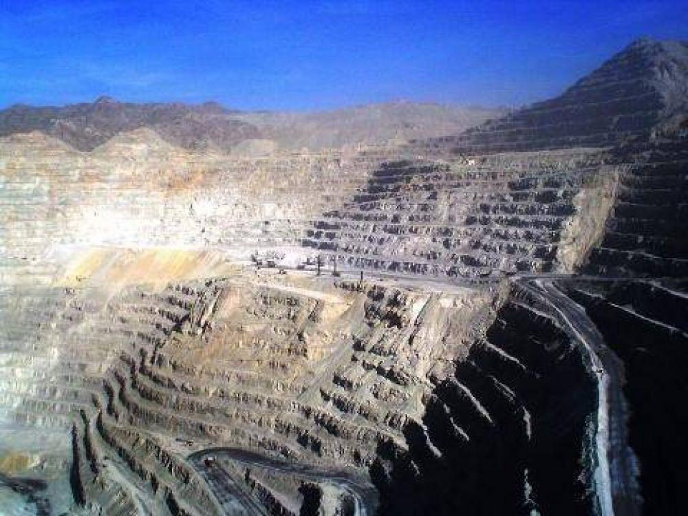 Cerca de 1500 áreas mineras fueron concesionadas en la Provincia