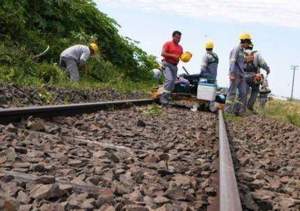 El 83% utilizaría el servicio ferroviario entre Paraná y Concepción del Uruguay