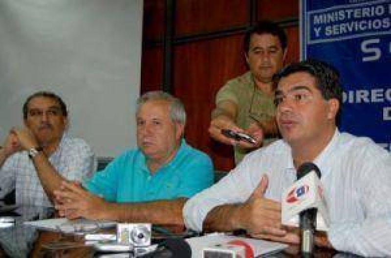 Capitanich admiti� reclamos y resalt� las inversiones realizadas en energ�a